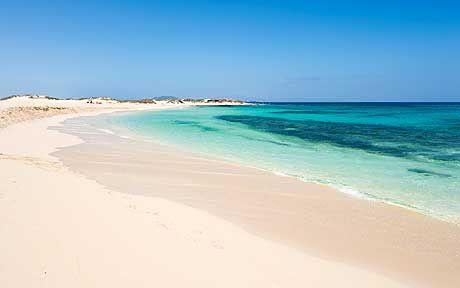 Best beaches in the Canary Islands, Spain: Corralejo, Fuerteventura - Telegraph