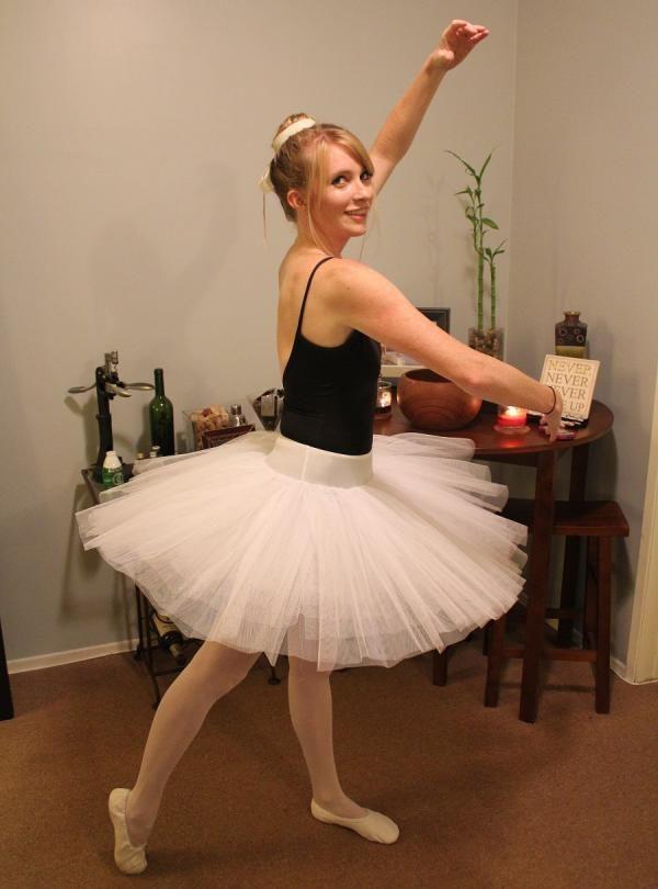 Como fazer uma fantasia de bailarina