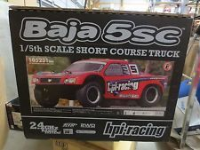 HPI RACING Baja 5SC 1:5 Scale Gas Powered RC Truck HPI105231