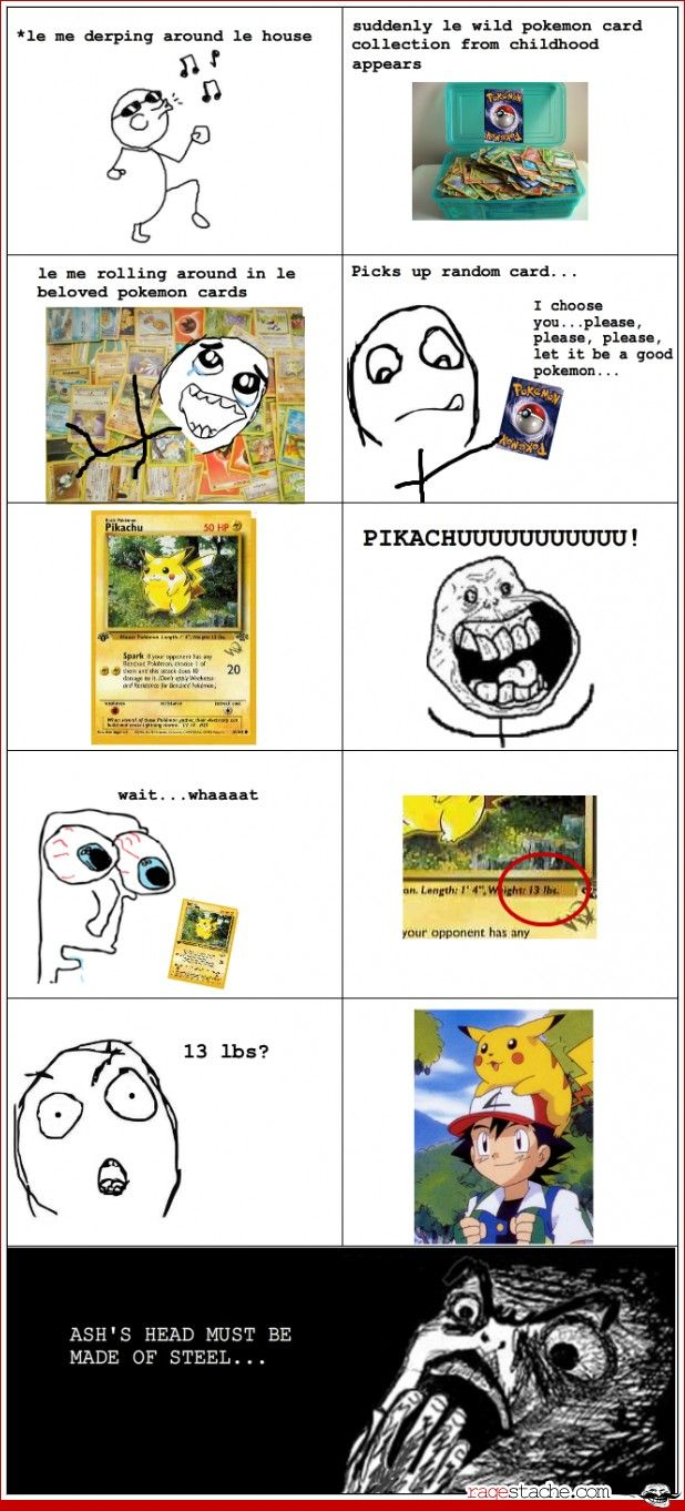 Guess that explains why Pikachu had to lose weight throughout the seasons.
