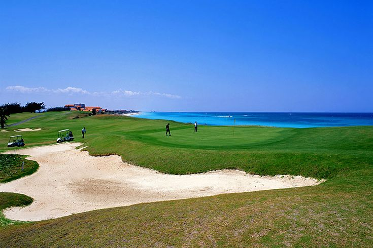 Varadero golf course | Get to know #Varadero, #Cuba's leading beach resort | Weather2Travel.com #travel #caribbean