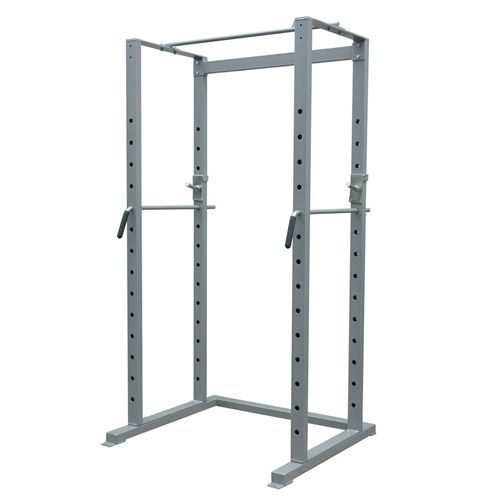 "Bring your #bodybuilding #workout to the next level and more! The power rack was created to allow #weightlifters to workout and #build #muscle without the need for a spotter.This is great for #working both your upper and lower #body in complete #workouts.It's one of the most #popular benches for #bodybuilders and serious #athletes. The adjustable 1"" solid rods and be placed in 14 positions for a diversity of positions and workouts. Position it according to your height and #body size for…"