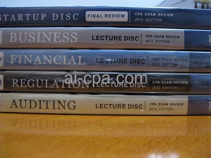how to study for the cpa exam using becker