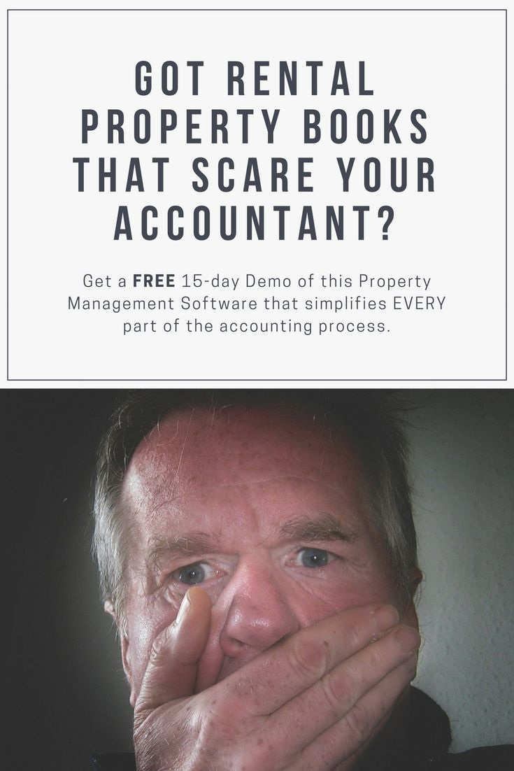 This property management software simplifies and organizes every part of the accounting process for you. Get a FREE 15-day Demo of this Property Management Software. #accounting #realestate #investing #afflink