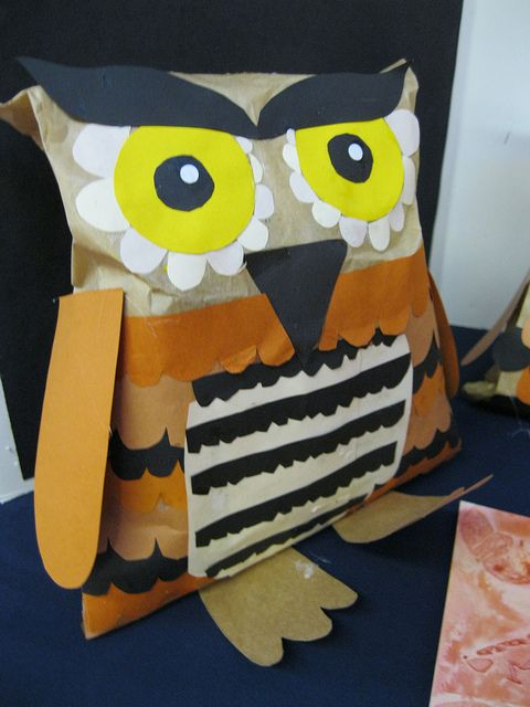 primary school art show 2012 by thornberry, via Flickr