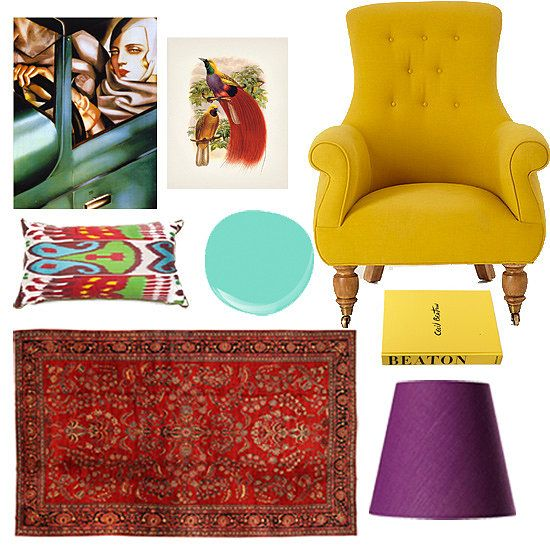 Florence Welch House Pictures on @POPSUGAR Home - get the look from Lamps Plus.