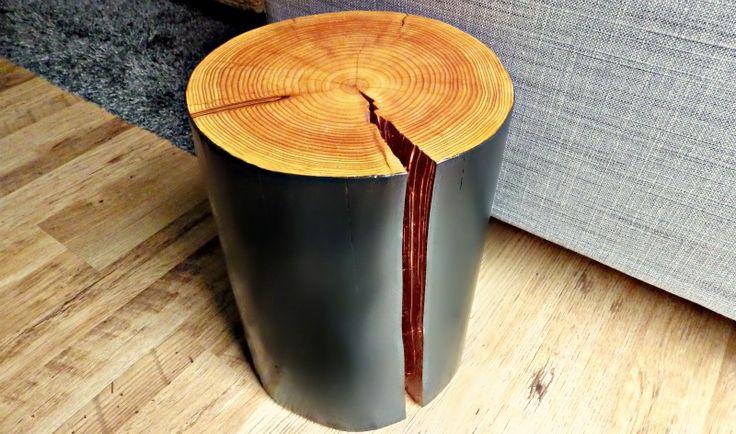 The Log Basket - Tables