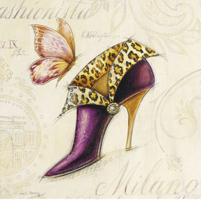 Fashion Boot – Angela Staehling http://www.pinterest.com/lacarolita/illustrations-fabulous/
