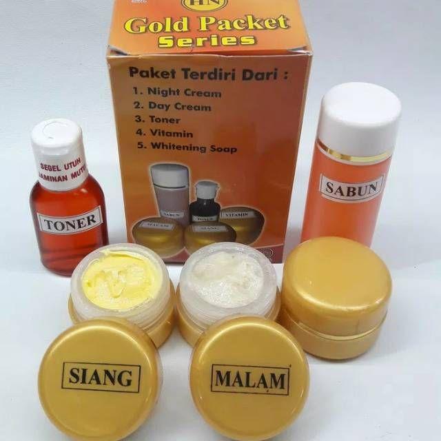 Jual Produk Paket Cream Hn Gold Series Murah 08568181663 Toner Alas Bedak Produk Kecantikan