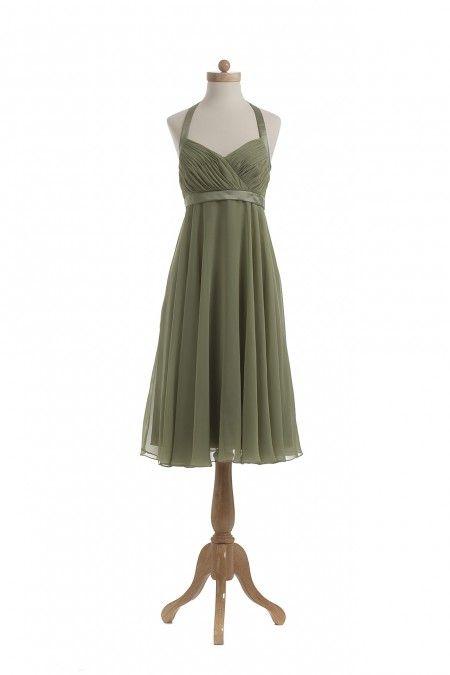 Clover Bridesmaid Dress