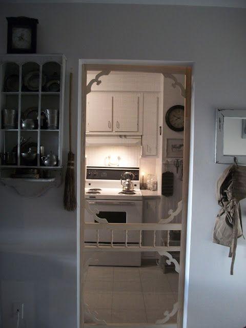 How to install in indoor screen door tips 39 n tricks two for Indoor screen door