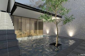 Title : Rumah Tusuk Sate Pondok Indah Design Contest : Architecture Residential by : Ari wibowo