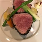 Passion @novello #lytham #finedining #vealfillet  #fiveminutesfromthecentre #GreatChef.