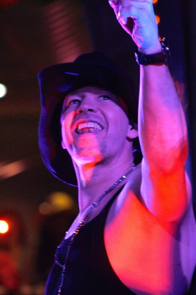 Cowboy up night
