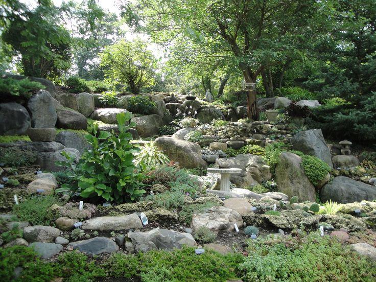 rock garden rock garden - Rock Wall Garden Designs