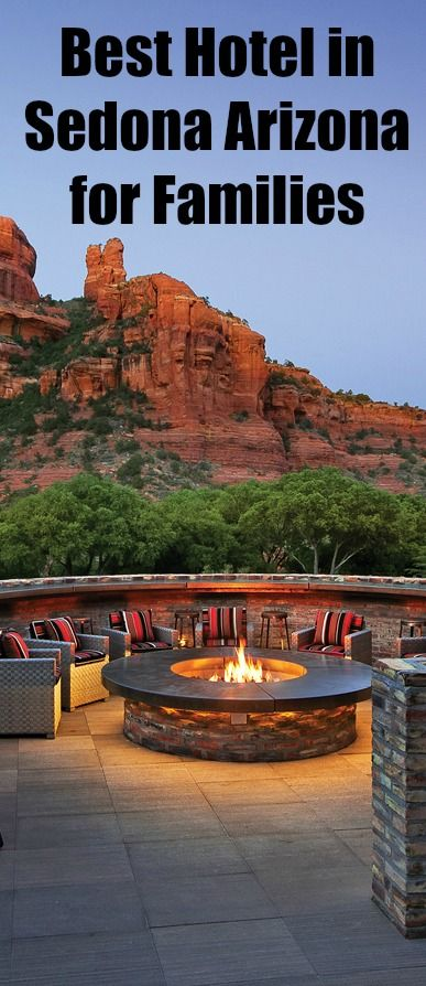 Sedona Arizona is a fabulous destination for a family vacation. We recently spent spring break in Sedona and had a fabulous time! The best hotel in Sedona Arizona for families is definitely the Sedona Summit Resort. With full kitchens, multiple bedrooms and resort amenities, this is a great spot to book if you're heading to Sedona with kids!