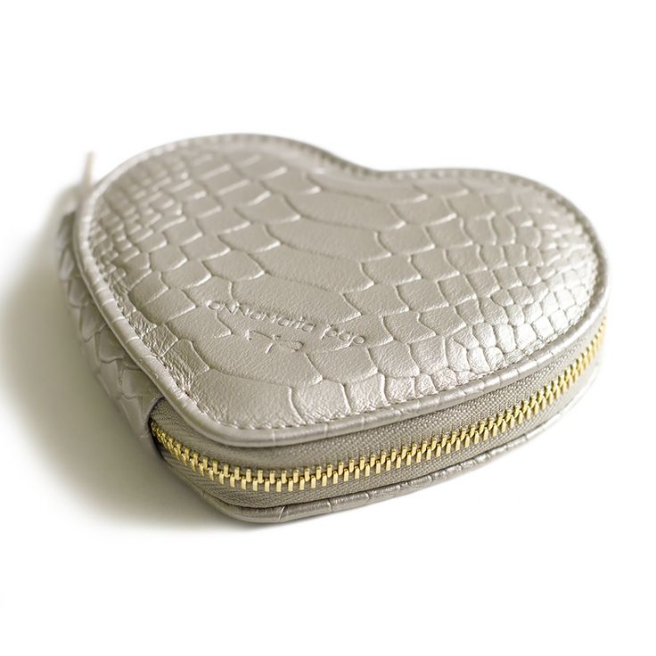 LUISA Heart leather wallet