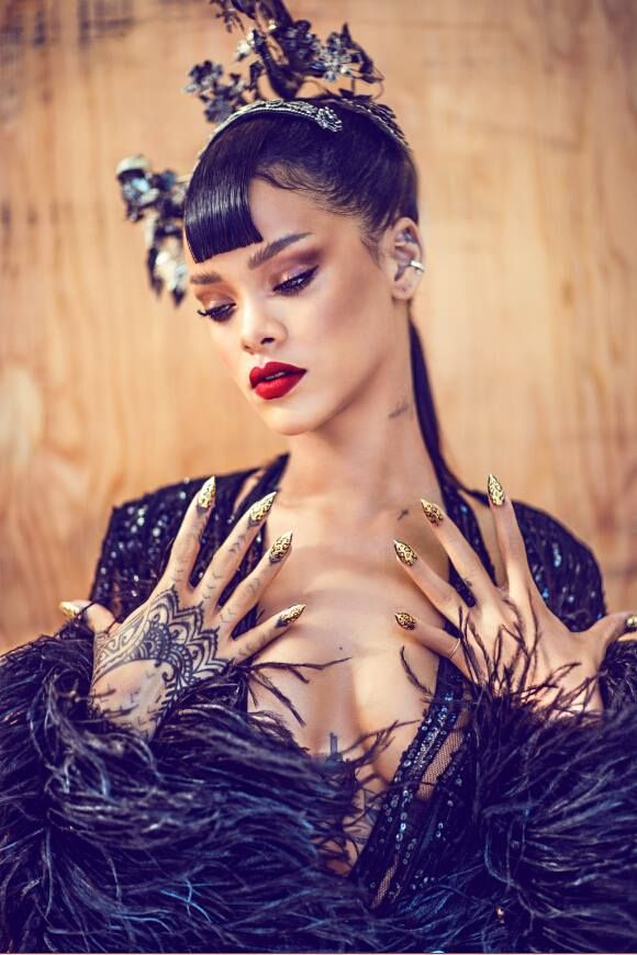 rihanna harper's bazaar china - Google Search