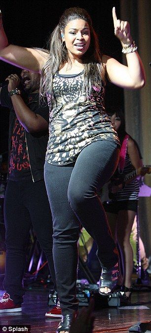 jordin sparks weight loss   made weight loss a priority': Jordin Sparks on how she managed to ...