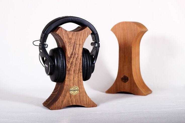 Rockwood: российские деревянные подставки для наушников / Stereo.ru