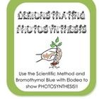 In this activity 'Demonstrating Photosynthesis with Bromothymol Blue' students use Bromo blue to photosynthesis occurring. Students use the indicat...