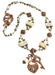 Locked up pearls jewelry ideas amp inspiration pinterest
