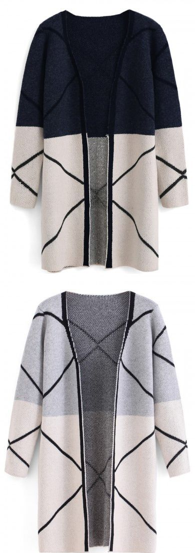 Woow, good cardigan to choose on CHOIES.COM. Every piece is of high quality.
