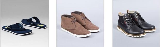 Зимняя обувь лакоста
