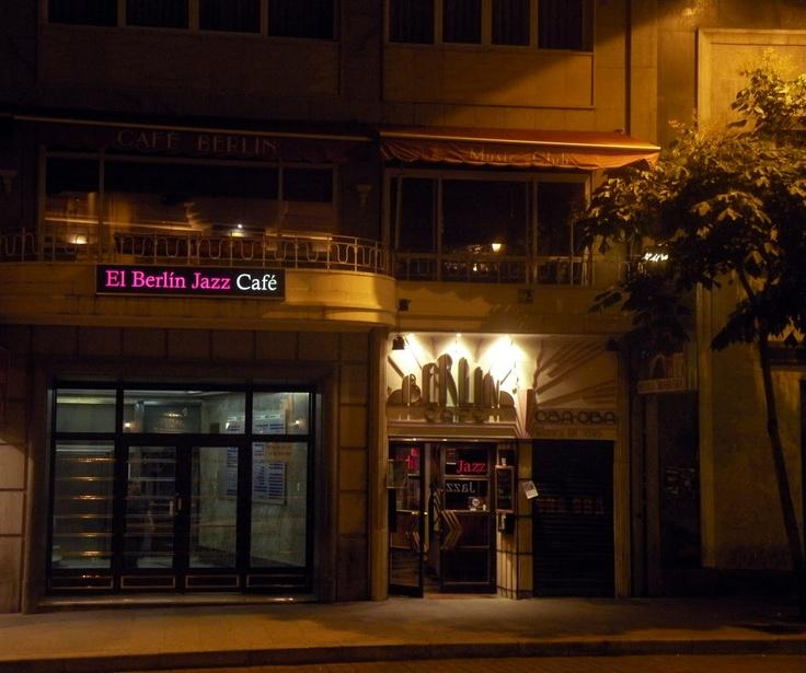 Berlín Jazz Café , Madrid