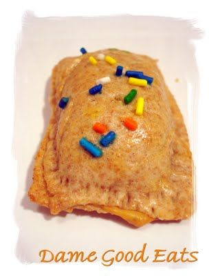 Birthday Cake Batter Pocket Pies (My Version of the McDonald's Holiday Custard Pie)