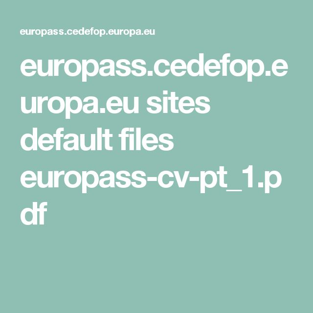europass.cedefop.europa.eu sites default files europass-cv-pt_1.pdf