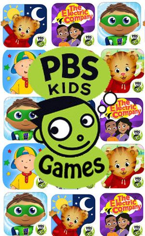 10 Of The Best PBS Kids Games For Your Mobile Device
