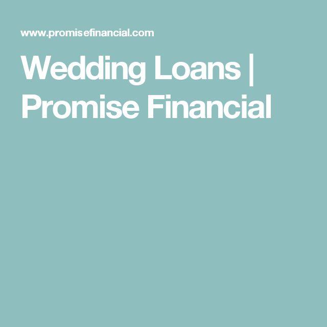 Wedding Loans | Promise Financial