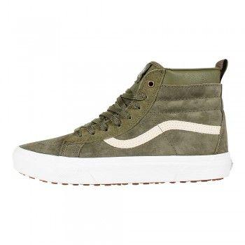 Vans Herren Sneaker SK8-Hi MTE Winter Moss/Military (grün)