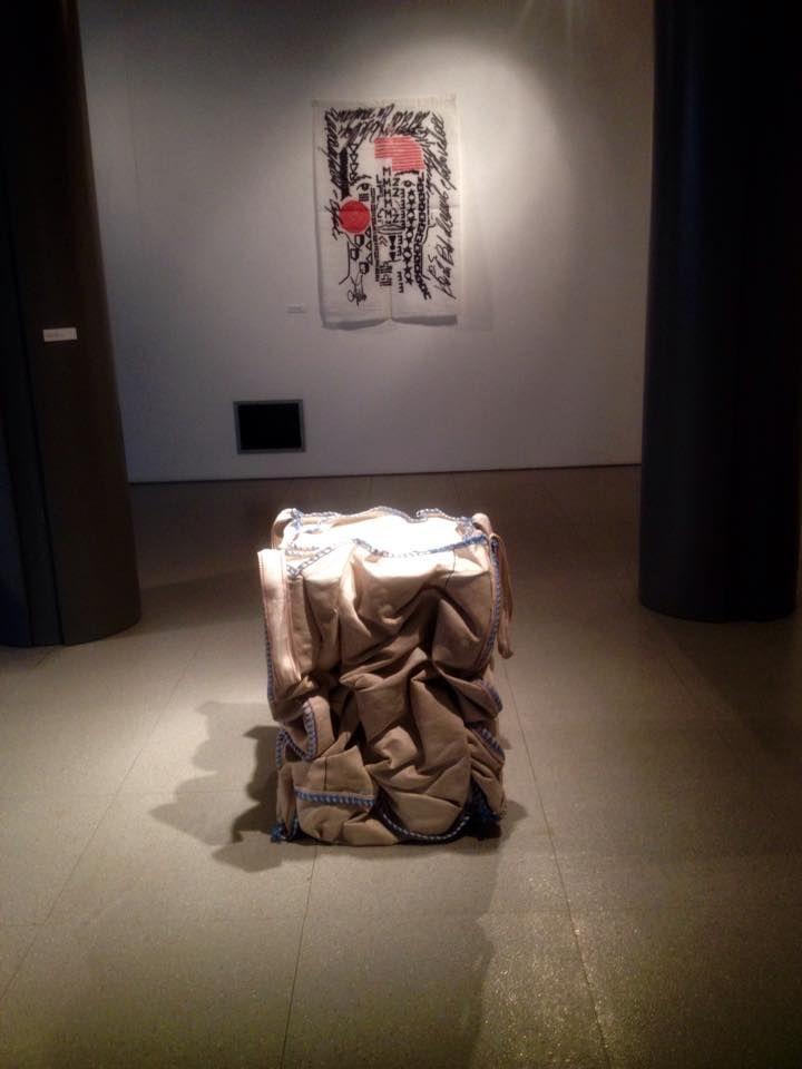 Sergio Zagallo, Galleria Cavour (foto di Susanna Barsotti)