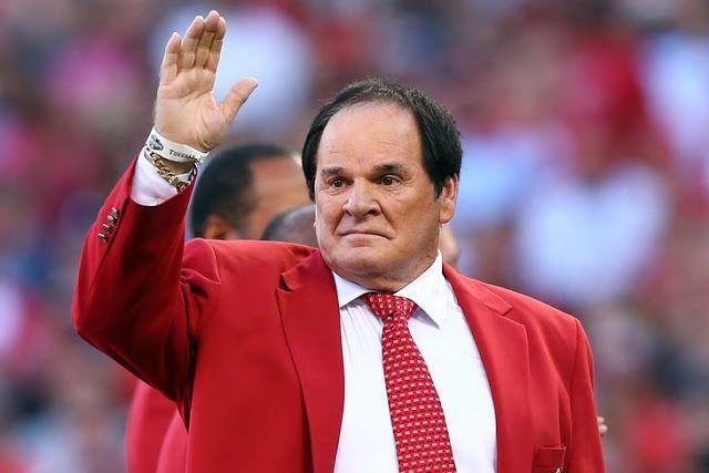 Rojos de Cincinnati ingresarán en su Salón de la Fama a Pete Rose