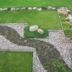saranbosede's ideas: Decor, Contemporary Landscape, Design Ideas, Outdoor, Pictures, Landscapes, Garden, Photo