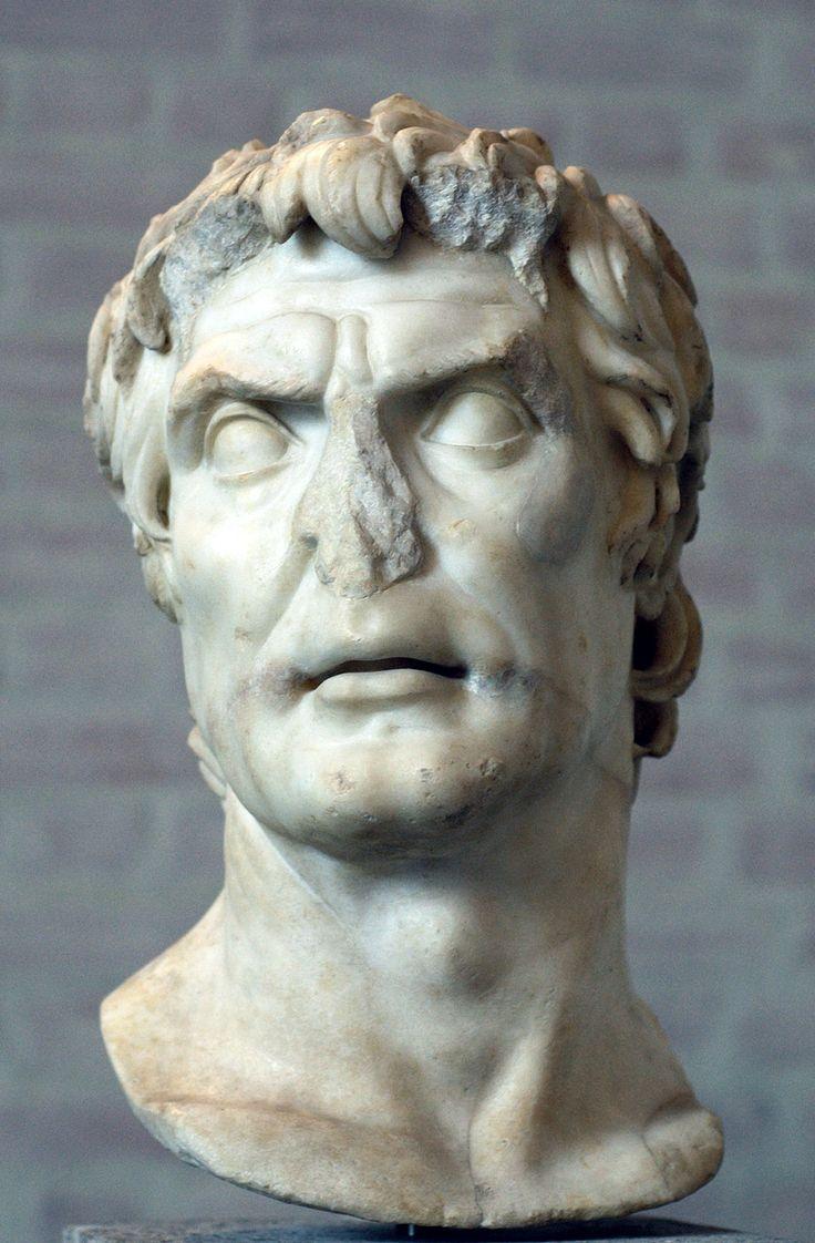 SILA (138-78 a. C.) Lucio Cornelio Sila Félix. Cónsul en los años 88 a. C. y 80 a. C. y dictador entre los años 81 a. C. y 80 a. C.