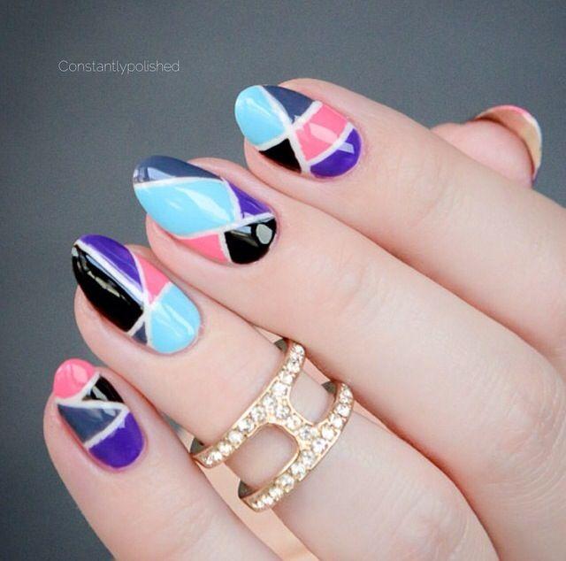 Blue Nail Polish The Block: 19 Best Gelogic Polish Images On Pinterest