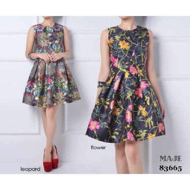 Temukan dan dapatkan MAJE 83665 Mini Dress Motif Bunga hanya Rp 193.000 di Shopee sekarang juga! http://shopee.co.id/image_boutique/209401566 #ShopeeID