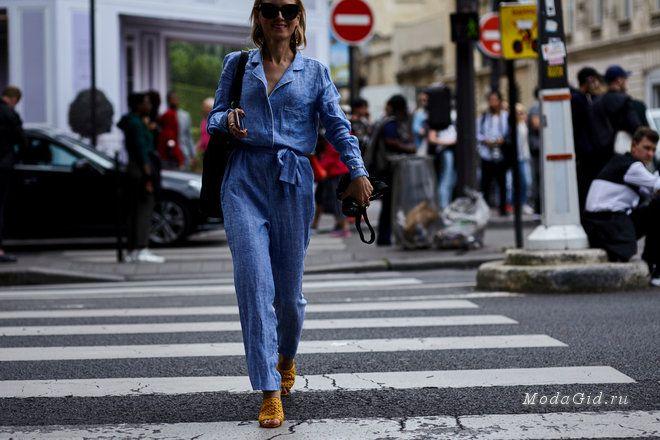 Уличная мода: Неделя высокой моды в Париже осень-зима 2016-17: уличный стиль