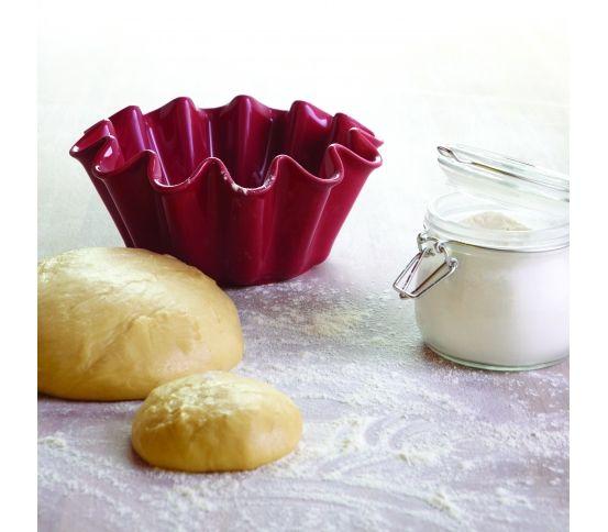 Emile Henry - Forma do briosz i puddingów, pomarańczowa pudding