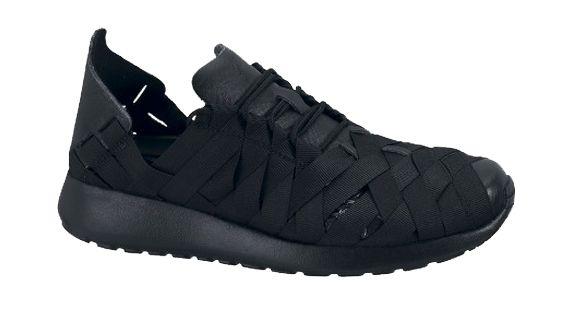 online store d47f8 43bc8 ... new style nike roshe run woven womens shoe ec2f1 4ca3c