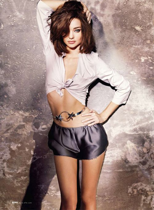 Miranda Kerr by Mariano Vivanco