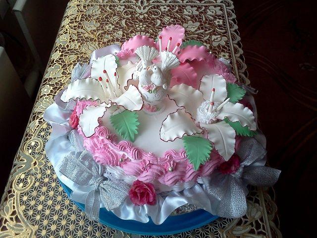 Весільний #торт_на_заказ_киев #тематические