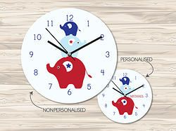 Elephant Stack Clock - Boys http://www.colourandspice.net.au/#!product/prd3/1725629035/elephant-stack---boys