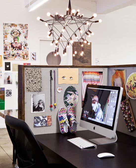 Creative #cubicle #decor