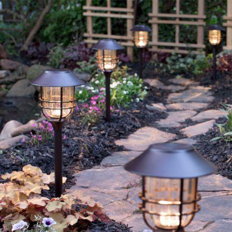 best 25+ outdoor solar lighting ideas on pinterest | lamp bases ... - Solar Patio Lighting Ideas
