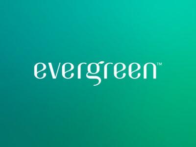 Evergreen Logo Designed by Maria Grønlund