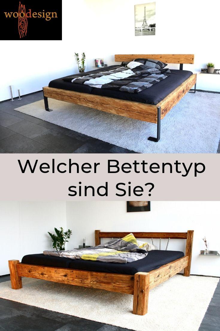 Entdecken Sie Eine Traumhafte Auswahl An Betten Aus Altholz